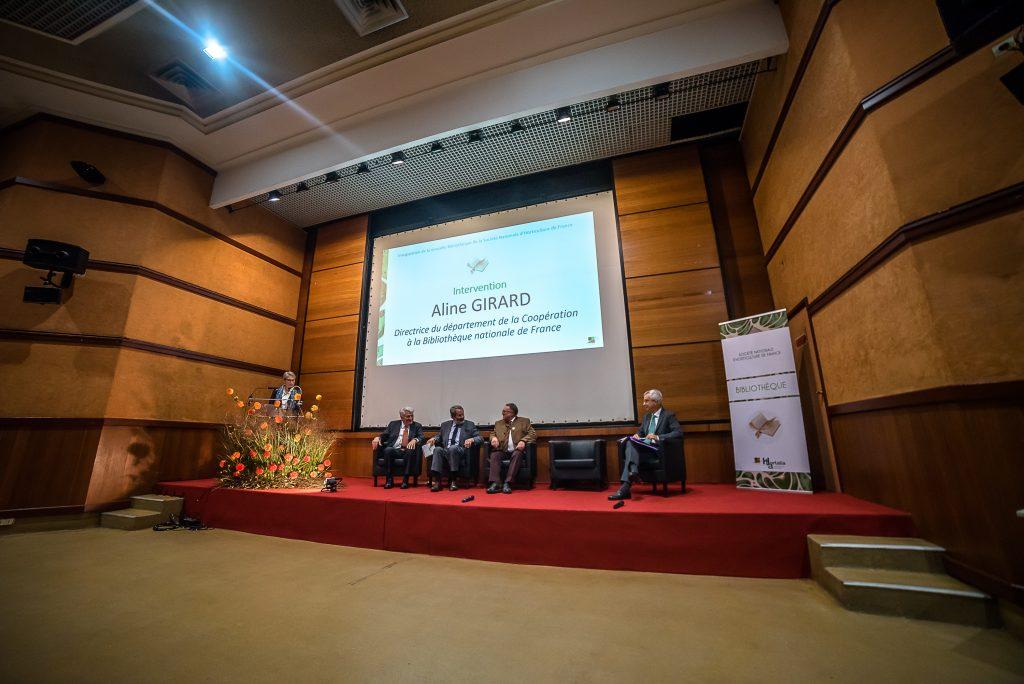 Discours de Mme Girard - Directrice du département de la coopération - BnF