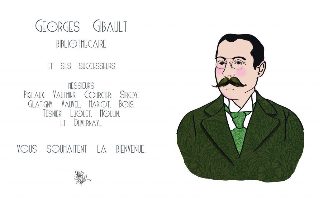 Portrait de Gibault
