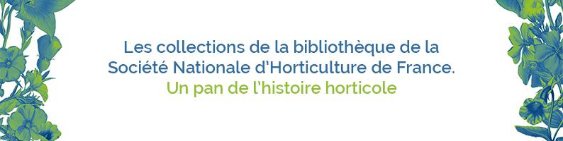 Les collections de la bibliothèque de la SNHf
