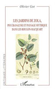 Les jardins de Zola - Couverture