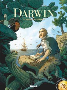 Couverture de Darwin
