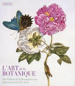 L'art de la botanique - couverture