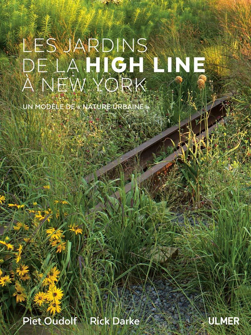 Les jardins de la High Line - couverture