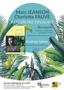 Affiche de Botaniste